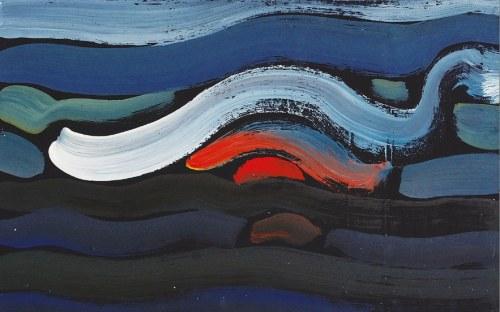 Jan DOBKOWSKI (ur. 1942), Ocean, 1988