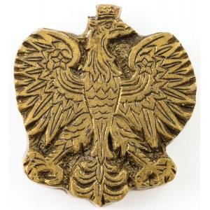 TŁOK PIECZĘTNY Z ORŁEM, GODŁEM POLSKI, wz. 1927