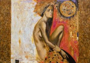 Olga Pelipas (1988), Venus (2016)