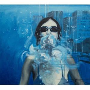 Blanka Dudek (1983), Pod wodą (2015)