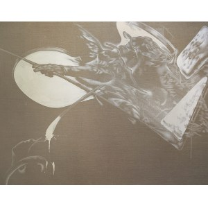 Nickita TSOY (ur. 1991), Horseman N2, 2017