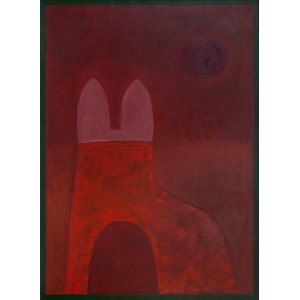 Jan Grzegorz (Issajeff) ISSAIEFF (ur.1953), Misterium, 2001