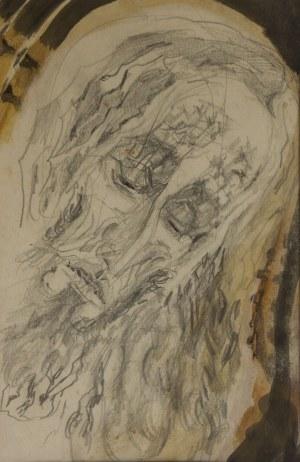 Zdzisław LACHUR (1920-2007), Głowa Chrystusa