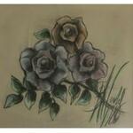 Bożena WAHL (ur. 1931), Kwiaty