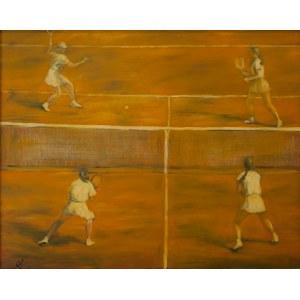 Grzegorz ŚMIGIELSKI (ur. 1960), Tenis