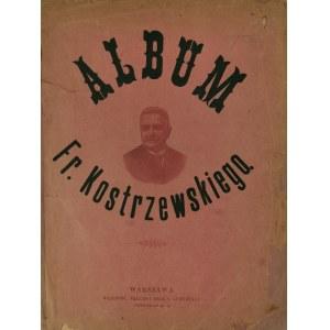 Feliks KOSTRZEWSKI (1826-1911), Album, 1898