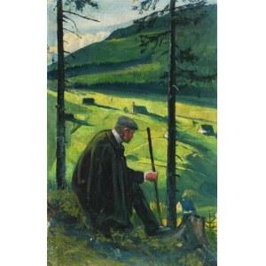 Artur WASNER (1887-1939), Odpoczynek wędrowca
