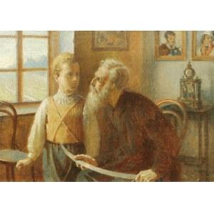 Leonard STROYNOWSKI (1858-1935), Opowieści dziadunia