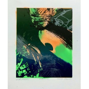 Damian Ciszek, Abstrakcja skorupy 2