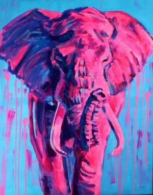 Joanna Jamielucha, Różowy słoń na szczęście