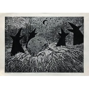 Igor Kociński, Krajobraz abstrakcyjny 2