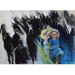 Aneta Kowalczyk, Ucieczka z tłumu