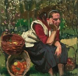 Sławomir J. Siciński, Dziewczyna z cebulami