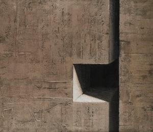 Ewa ZAWADZKA (ur. 1950), Materia ciszy, 2020
