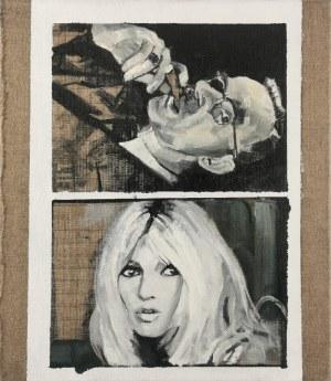 Grupa THE KRASNALS, Thomas Mann & Brigitte Bardot, z cyklu: Good Fellas, 2014