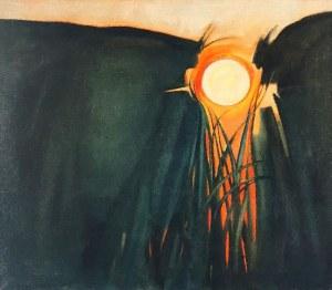 Maciej BIENIASZ (ur. 1938), Słońce, 1966