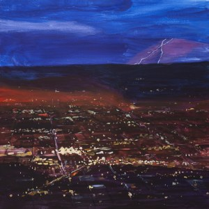 Paweł Świątek, City Lights, 2020