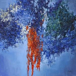 Olena Horhol, Flowering XVI, 2019