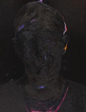 Aleksandra Modzelewska, Z cyklu Maska czy twarz, 2018