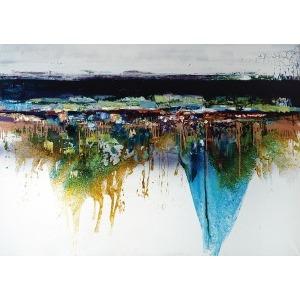 Joanna Szostak, Pejzaż 2V14 | Landscape 2V14 | 2014