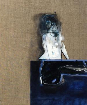 Magdalena Kwapisz-Grabowska, Monofigura (damska)   Monofigure (female)   2015