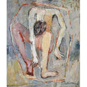 Jakub Malinowski, Smutek, z cyklu Samotność i osamotnienie | Sadness, from the cycle: Loneliness and isolation | 2013