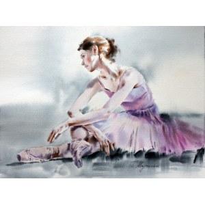 Tatiana Majewska, Baletnica