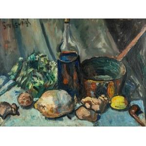 Nathan Grunsweigh (1883 Kraków - ok. 1966/1970), Martwa natura