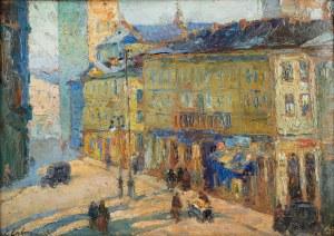 Erno Erb (1878 lub 1890 Lwów - 1943 tamże), Fragment ze Lwowa, 1931 r.