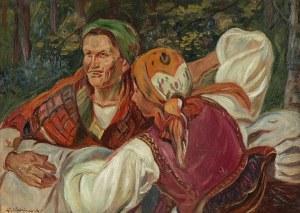 Wincenty Wodzinowski (1866 Igołomnia k. Miechowa - 1940 Kraków), Góralki