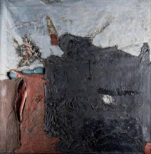 Józef Szajna (1922 Rzeszów - 2008 Warszawa), Collage - Dramat IV