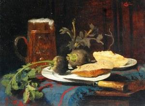 Carl Duxa (1871-1937), Martwa natura