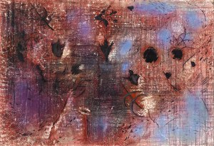 Wacław Taranczewski (1903 - 1987), Martwa natura w oknie, lata 60. XX w.