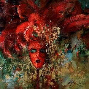 Grażyna Mucha - Czerwona Maska