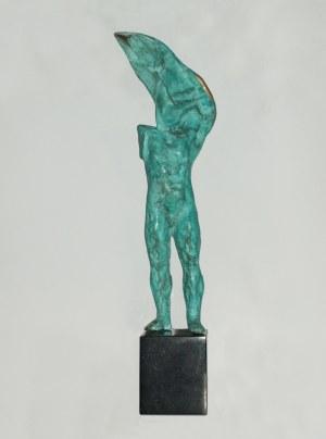 Sylwia Caban, Zielony Anioł, 2020