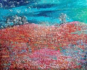 Olimpia Dobosz, Kolorowy spokój, 2020