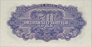 PRL, 50 złotych 1944