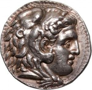Greece, Syria, Seleukos I Nikator 312–281 BC, Tetradrachm, Babylon