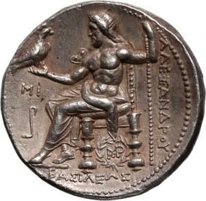 Grecja, Syria, Seleukos I Nikator 312–281 p.n.e., tetradrachma, Babilon