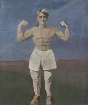 Mikołaj Kasprzyk, Dobrze wytrenowane ciało młodego człowieka, 1987