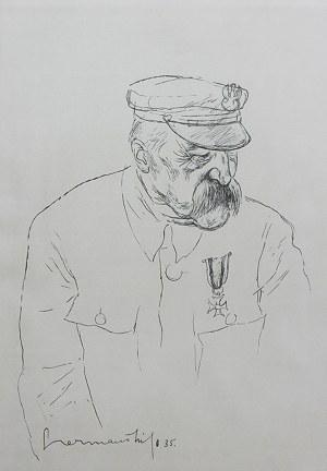 Zdzisław Czermański (1896-1970), Teka Józef Piłsudski, 1935
