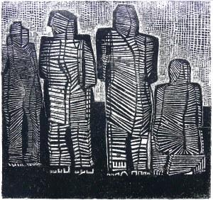 Ryszard Stryjec (1932 Lipniszki k. Lidy-1997 Gdańsk), Postaci, l. 60.