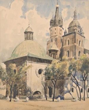 Mieczysław SERWIN-ORACKI (1912 - 1977),