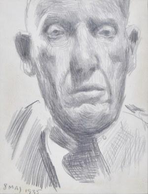 Stanisław Kamocki (1875-1944), Autoportret, 1935