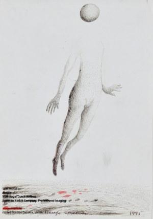 Henryk Waniek (Ur. 1942), Unosząca się postać, 1995