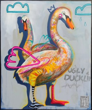 Wojciech Brewka, Ugly Duckling, 2020
