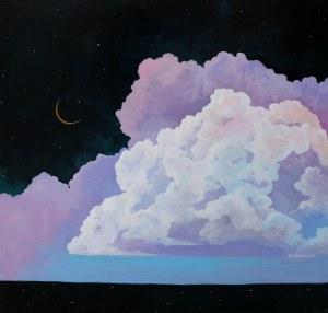 Anies Murawska, Golden Moon, 2020