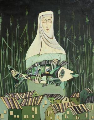 Tatsiana Bulyha, Bez tytułu (2016)