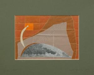 """Beata Jarmuż-Socha, Wyspa z cyklu """"Symbole"""" (2008)"""
