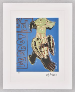 Andy Warhol (1928-1987), Parrot